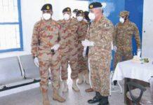pak army corona